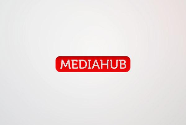 Mediahub logo animation